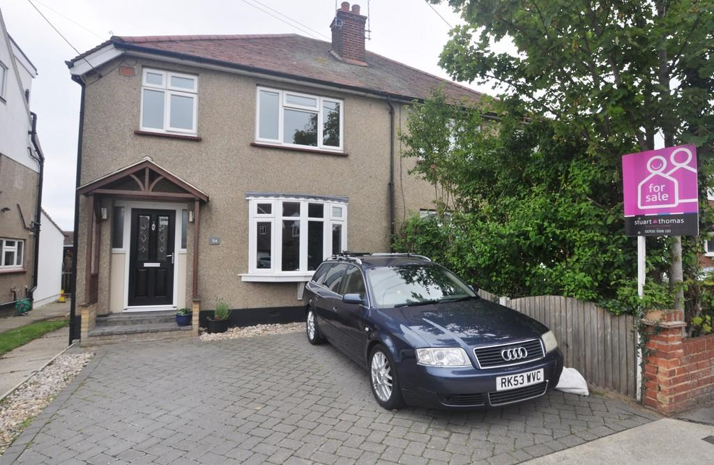 3 Bedrooms Semi Detached House for sale in Chapel Lane, Hadleigh