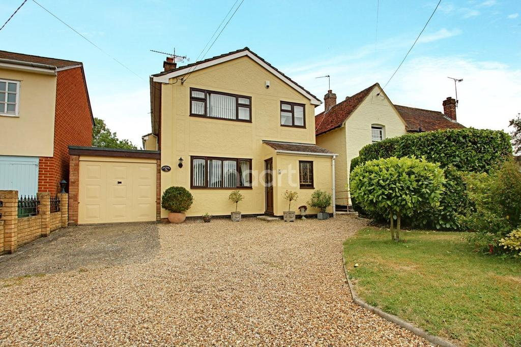 4 Bedrooms Detached House for sale in The Street, Bradwell, Braintree