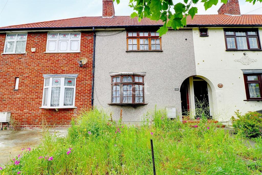 2 Bedrooms Terraced House for sale in Wood Lane