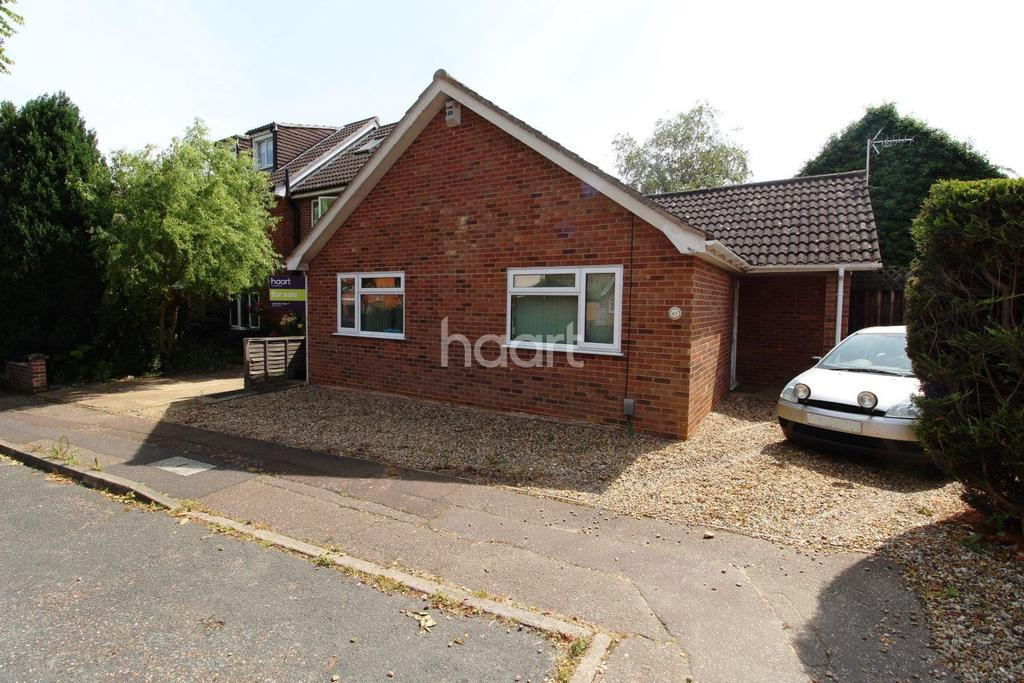 2 Bedrooms Bungalow for sale in Peverell Road, Norwich