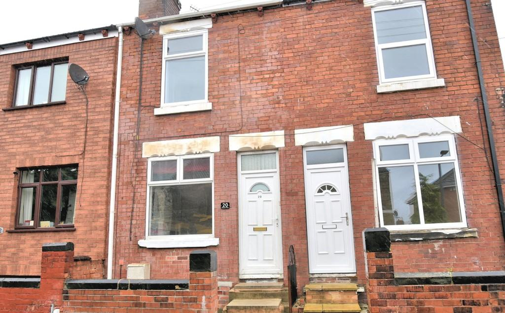 2 Bedrooms Terraced House for sale in Simpson Place, Mexborough
