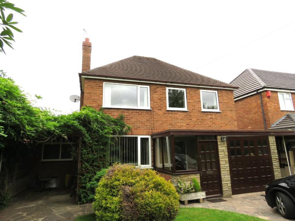 3 Bedrooms Detached House for sale in Blackford Road, Shirley