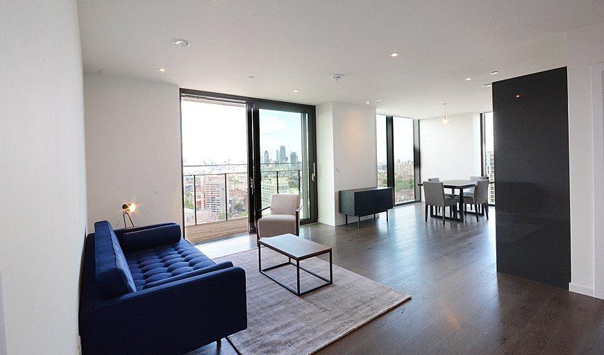 2 Bedrooms Flat for sale in St. Gabriel Walk, London, SE1