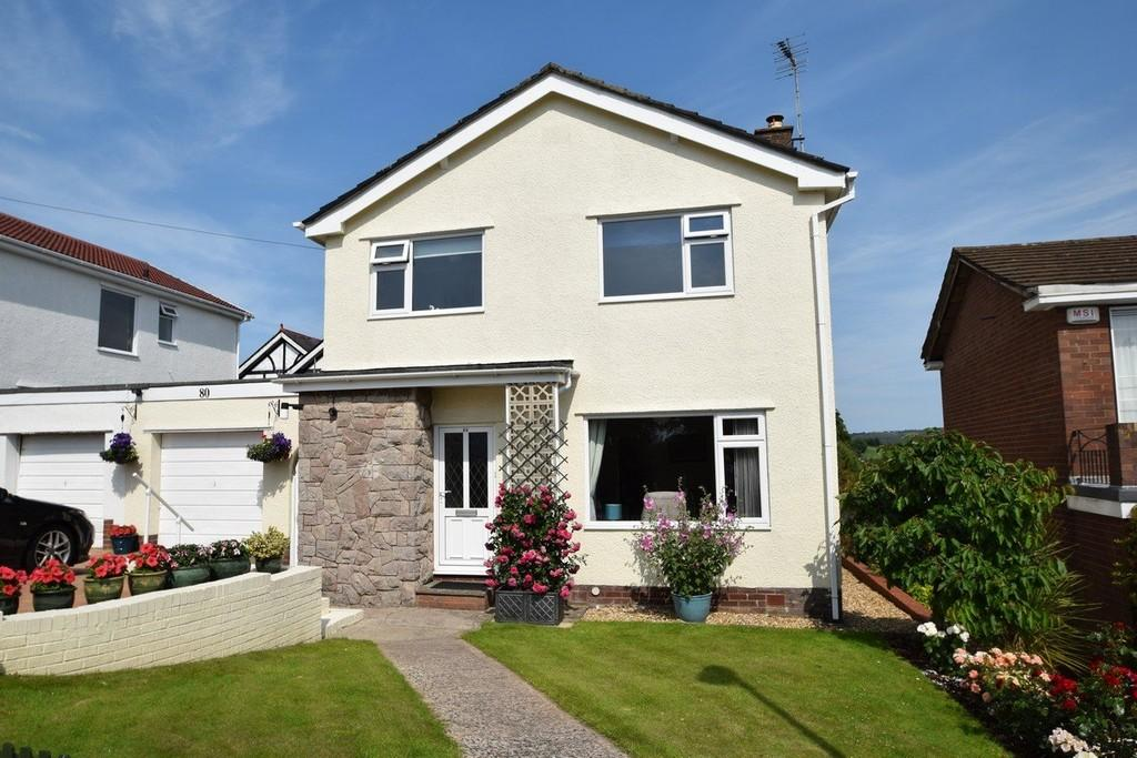 3 Bedrooms Detached House for sale in Albert Drive, Deganwy