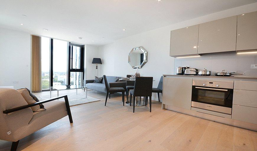 1 Bedroom Flat for sale in St. Gabriel Walk, London, SE1