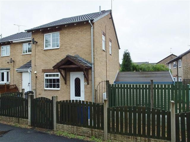 2 Bedrooms Town House for sale in Thorpe Drive, Sheffield, S20 7JU