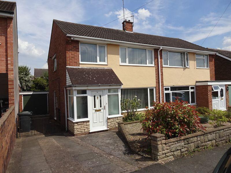 3 Bedrooms Semi Detached House for sale in Land Oak Drive, Kidderminster DY10 2ST