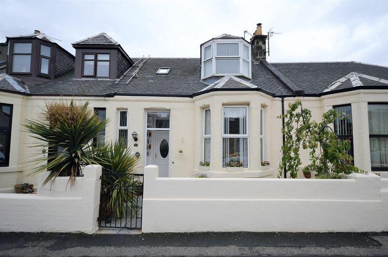3 Bedrooms Terraced House for sale in 11 Union Avenue, Ayr KA8 9AS