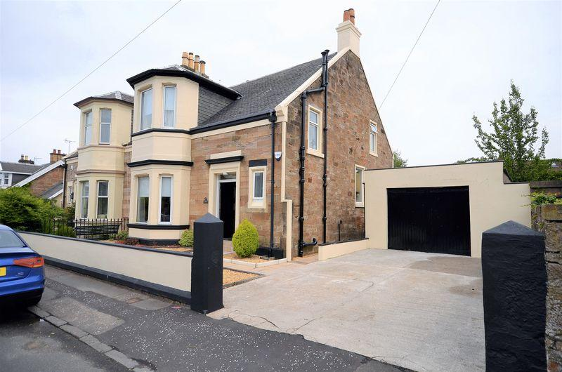 4 Bedrooms Semi-detached Villa House for sale in 23 Maybole Road, Ayr KA7 2PZ