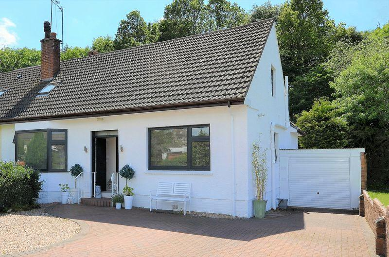 4 Bedrooms Semi Detached Bungalow for sale in 32 Whinhill Road, Ayr KA7 4RP