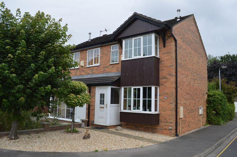2 Bedrooms Semi Detached House for sale in Roman Wharf, Lincoln
