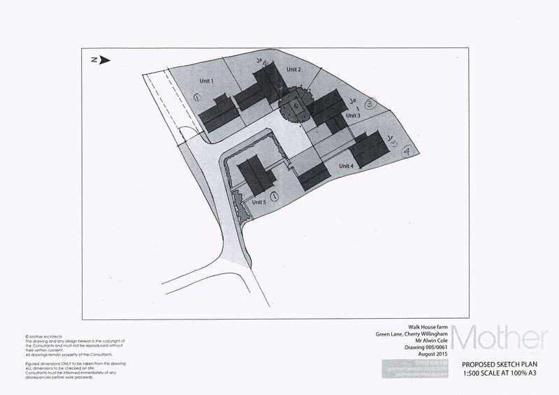 Land Commercial for sale in Green Lane, Cherry Willingham