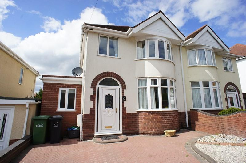 3 Bedrooms Semi Detached House for sale in Dennis Hall Road, Amblecote