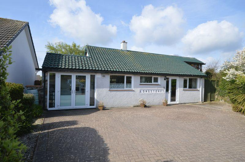 3 Bedrooms Detached Bungalow for sale in Trevanion Lane, St. Austell