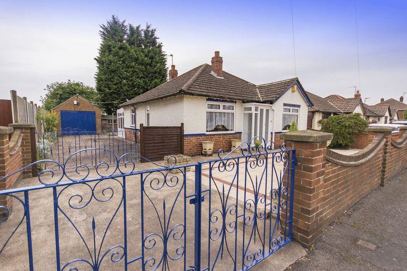 3 Bedrooms Detached Bungalow for sale in HILLCREST ROAD, CHADDESDEN