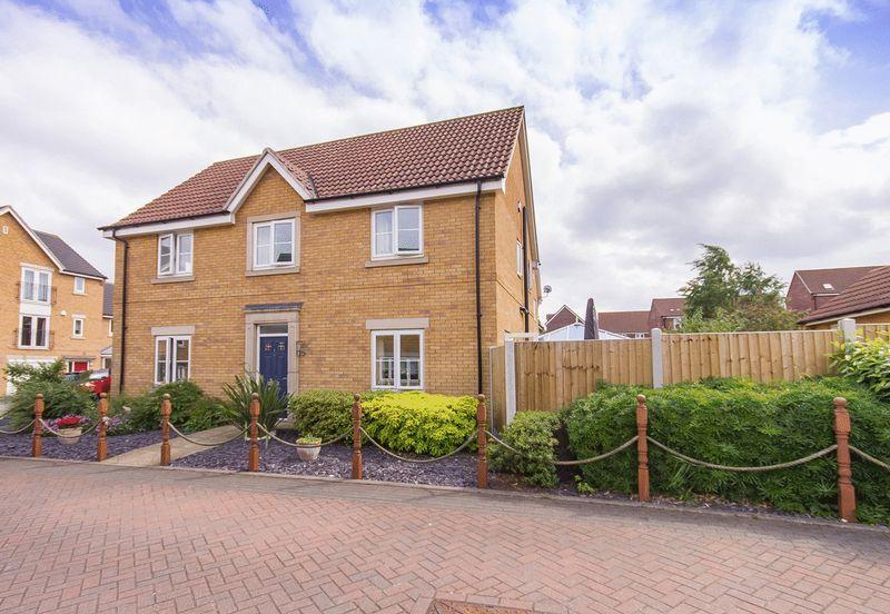 4 Bedrooms Detached House for sale in TEMPLETON CLOSE, MICKLEOVER