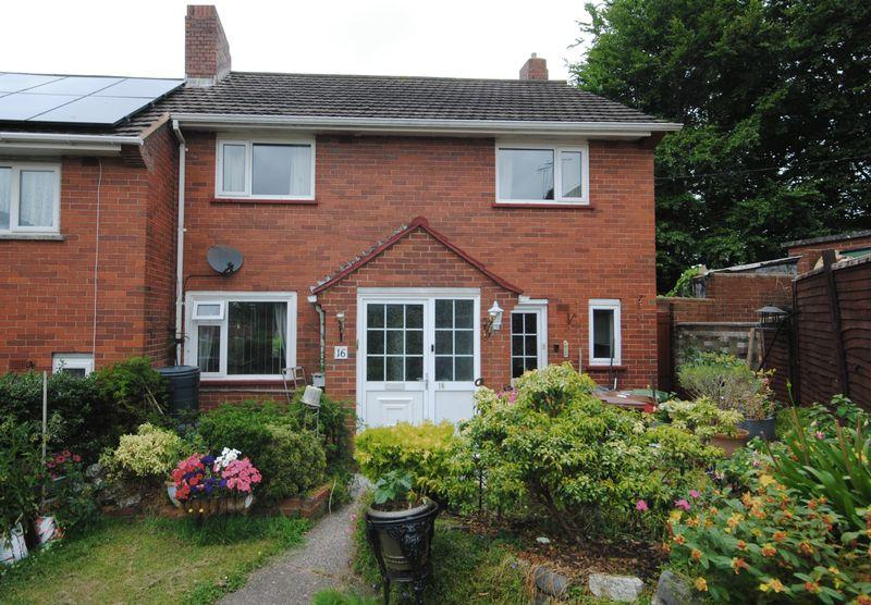 3 Bedrooms End Of Terrace House for sale in Thorn Close, Exeter