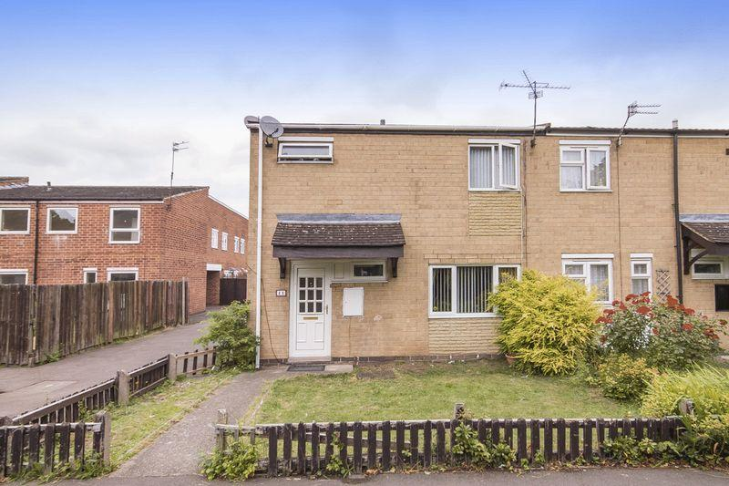3 Bedrooms End Of Terrace House for sale in DUNOON CLOSE, SINFIN
