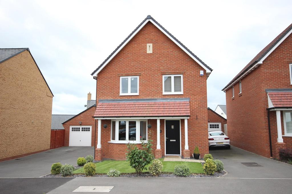 4 Bedrooms Detached House for sale in Aspen Way, Silsoe, MK45