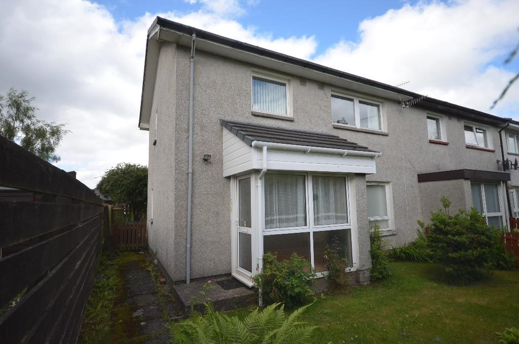 3 Bedrooms End Of Terrace House for sale in Gare Road, Rosneath, Argyll Bute, G84 0RT
