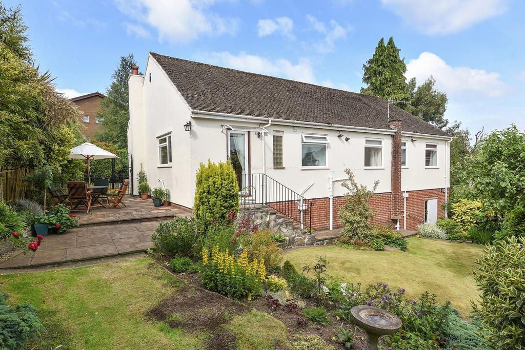3 Bedrooms Detached Bungalow for sale in Bramble Lane, Sneyd Park, Bristol, BS9
