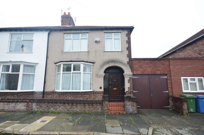 3 Bedrooms Semi Detached House for sale in Grantley Road, Wavertree
