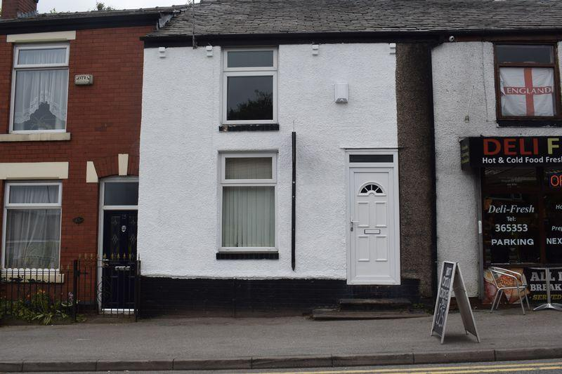 2 Bedrooms Terraced House for sale in Bury Street, Heywood