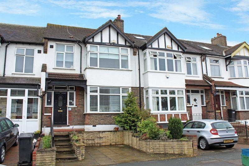 3 Bedrooms Terraced House for sale in Grange Road, South Croydon, Surrey