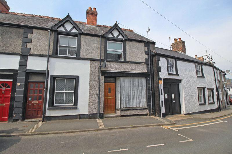 2 Bedrooms Terraced House for sale in Church Street, Llangollen