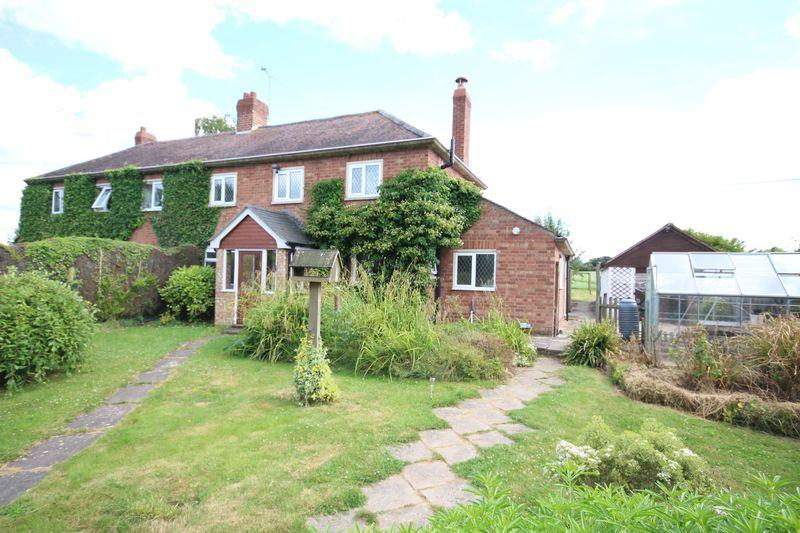 3 Bedrooms Semi Detached House for sale in LEDBURY