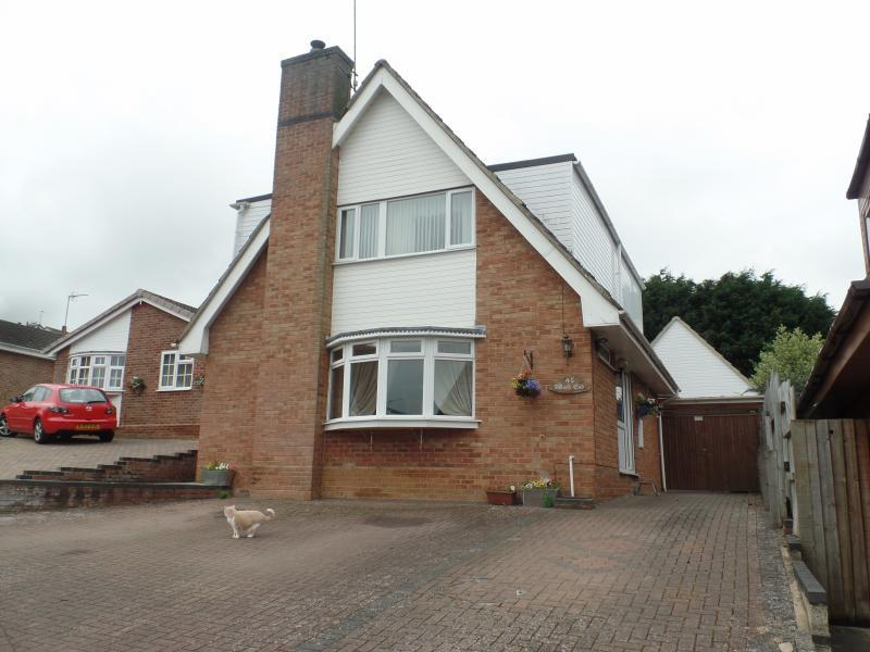 3 Bedrooms Detached House for sale in Wood End, BANBURY, OX16