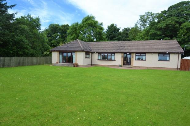 5 Bedrooms Detached House for sale in Cuilhill Road, Baillieston, G69