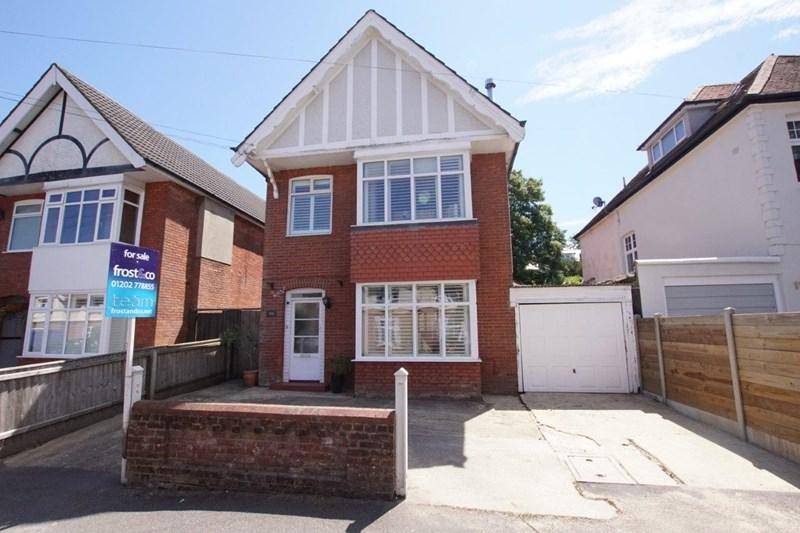 5 Bedrooms Detached House for sale in Parkstone Avenue, Lower Parkstone, Poole