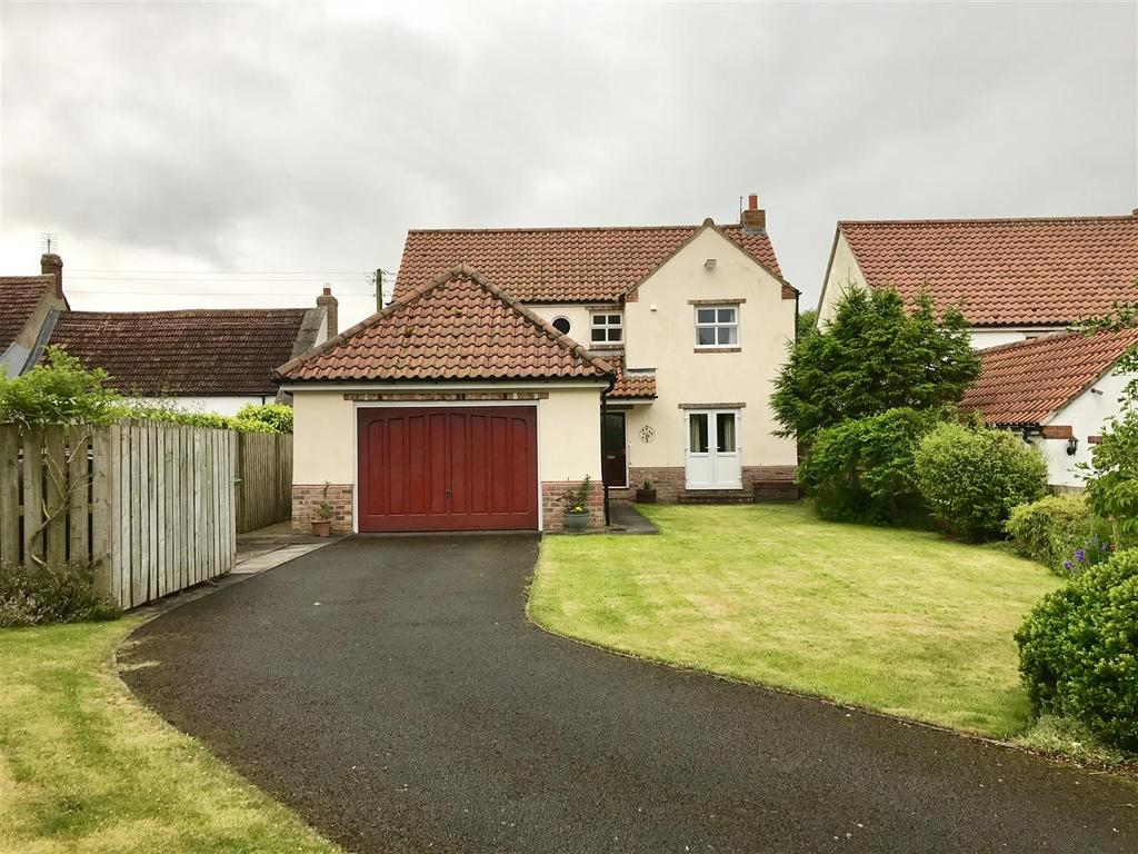 3 Bedrooms Detached House for sale in Low Green, Mordon