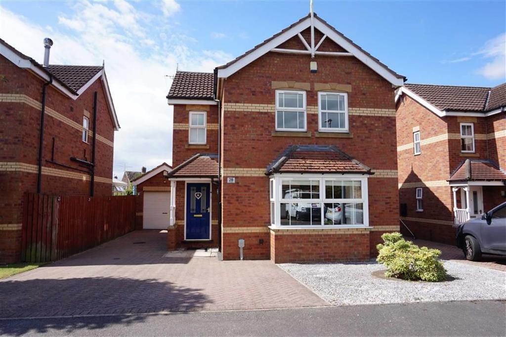 3 Bedrooms Detached House for sale in Lastingham, Elloughton, Elloughton, East Yorkshire, HU15