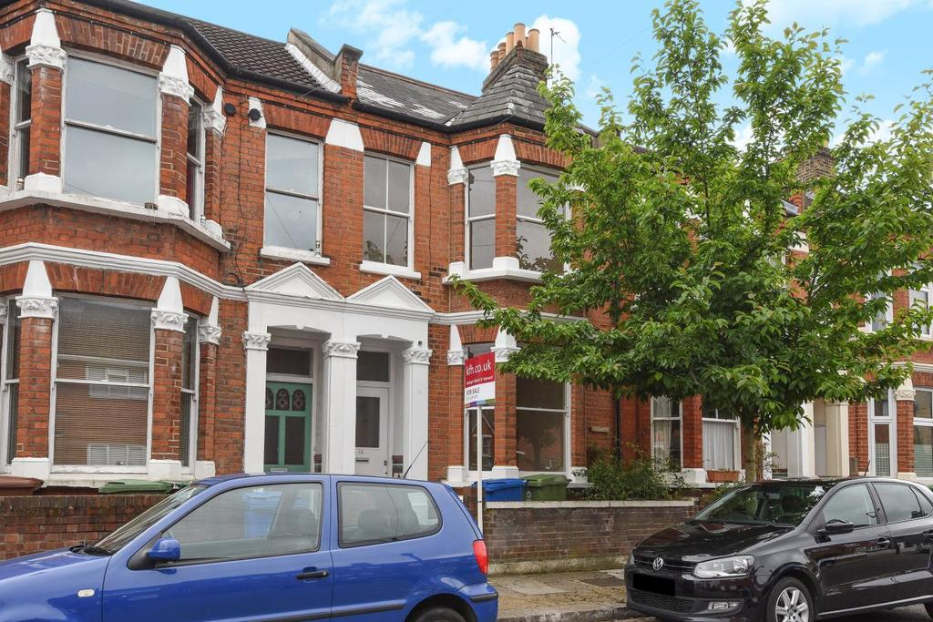 2 Bedrooms Flat for sale in Somerton Road, Peckham, SE15