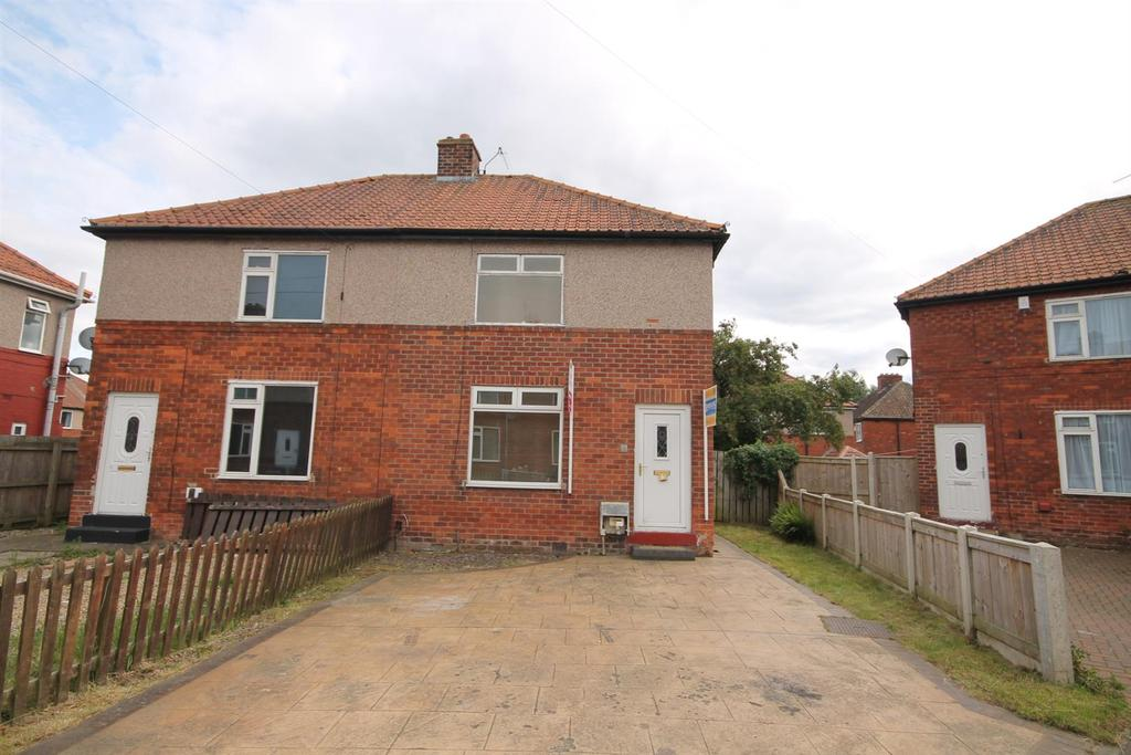 2 Bedrooms Semi Detached House for sale in Brierville Road, Stockton-On-Tees