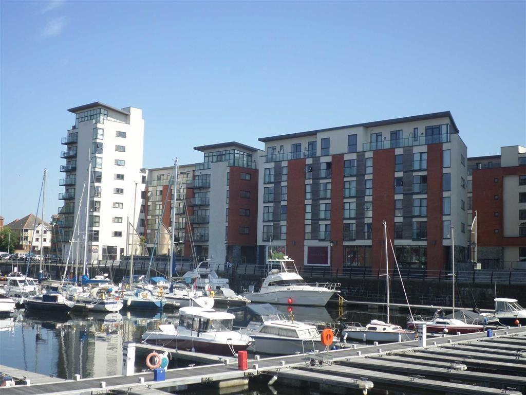 3 Bedrooms Penthouse Flat for sale in Meridian Wharf, Trawler Road, Swansea