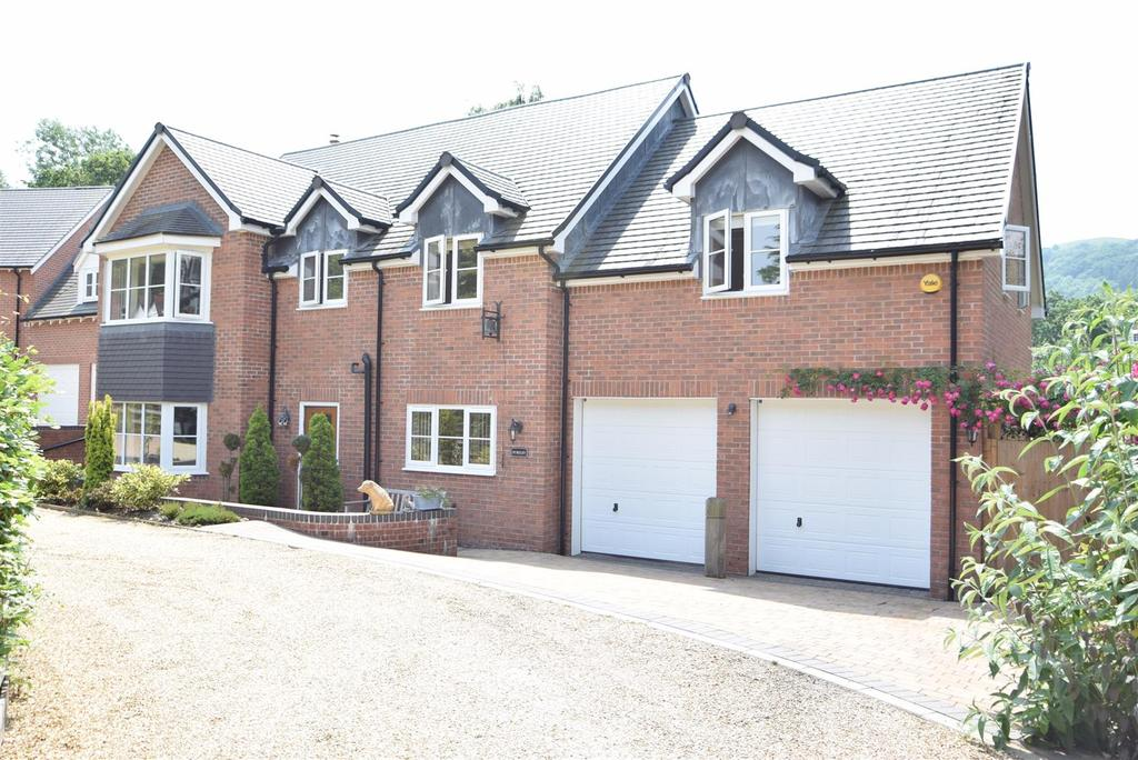 5 Bedrooms Detached House for sale in Furzley, Sandford Avenue, Church Stretton, SY6 7AB