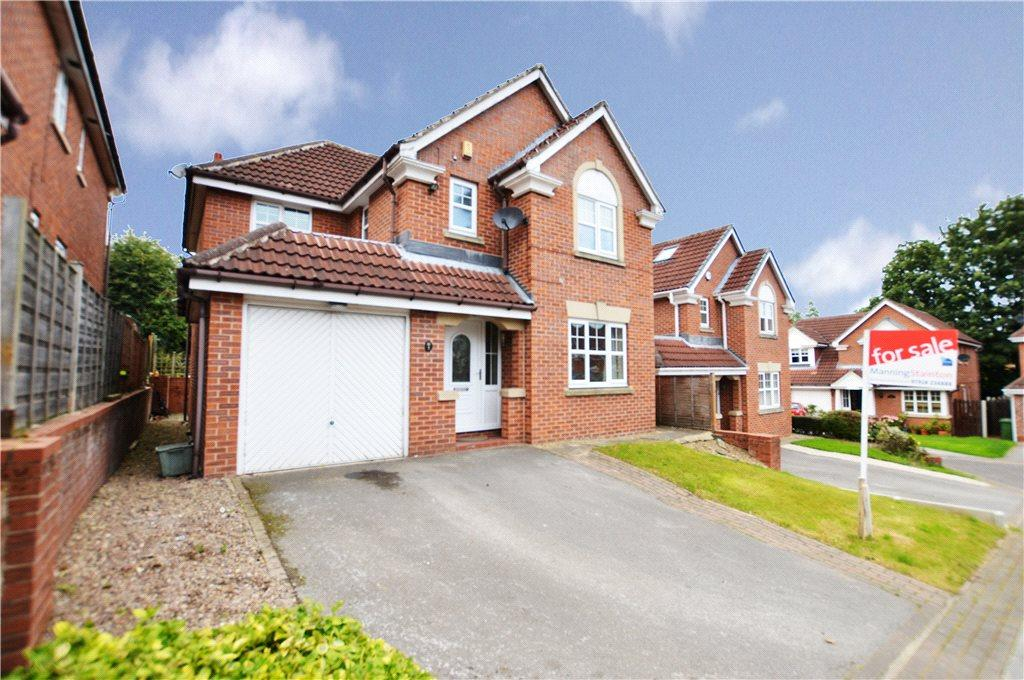 4 Bedrooms House for sale in Sunny Hill Close, Wrenthorpe, Wakefield, West Yorkshire