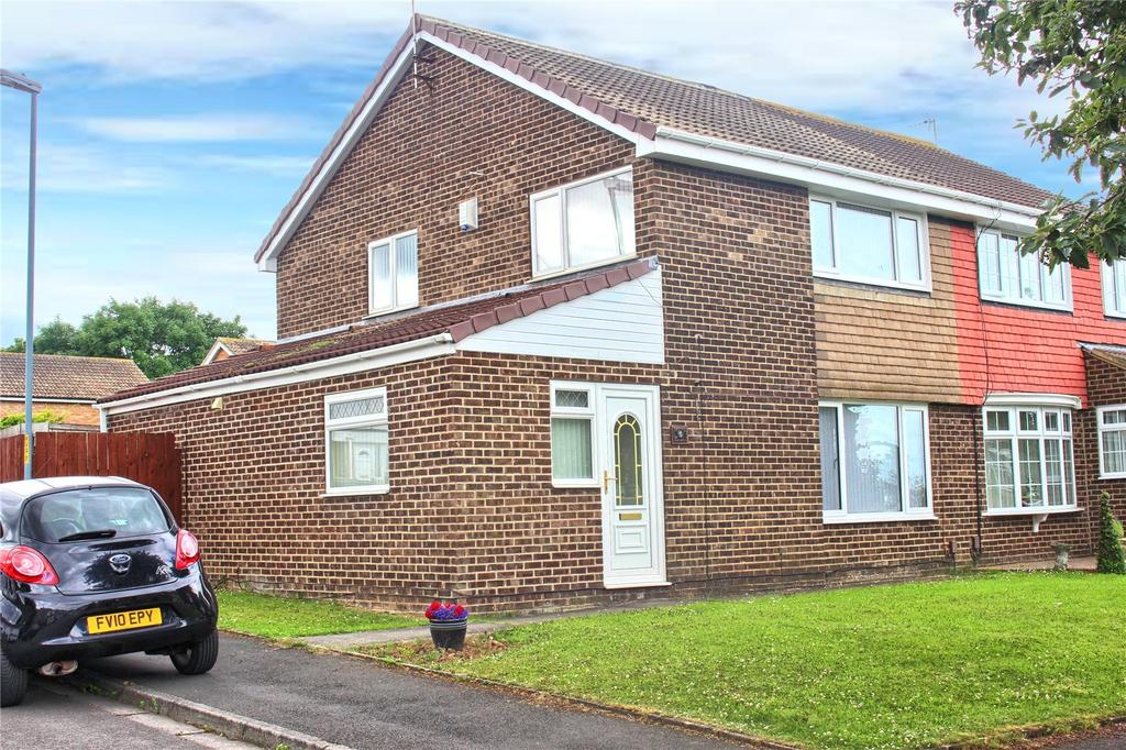 3 Bedrooms Semi Detached House for sale in Bassenthwaite, Acklam
