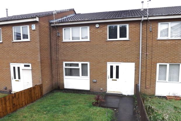 3 Bedrooms Terraced House for sale in Penllech Walk, Nottingham, NG5