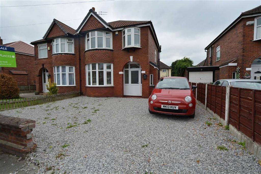 3 Bedrooms Semi Detached House for sale in St Davids Walk, STRETFORD