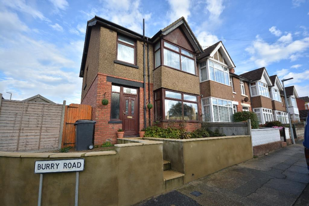 3 Bedrooms End Of Terrace House for sale in Burry Road, St. Leonards-On-Sea