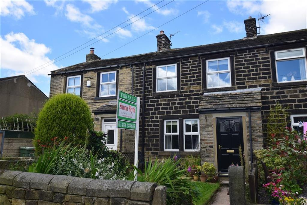 2 Bedrooms Cottage House for sale in Chapelgate, Scholes, Holmfirth, HD9