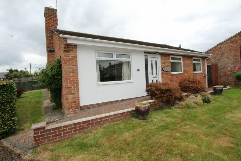 2 Bedrooms Detached Bungalow for sale in RECTORY CLOSE, WHIMPLE