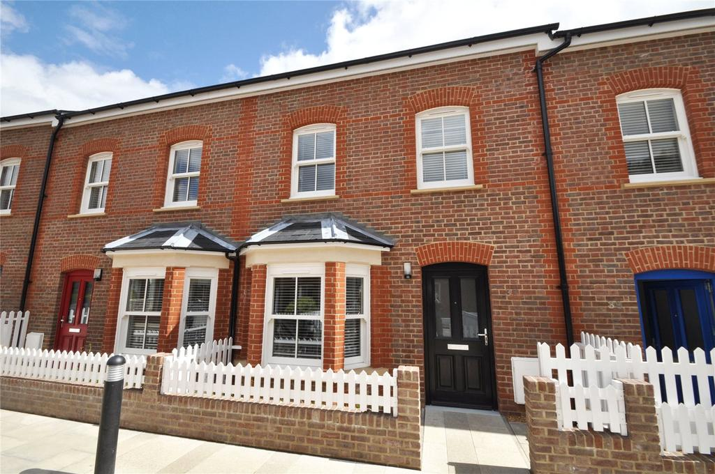 3 Bedrooms House for sale in Inkerman Road, St. Albans, Hertfordshire