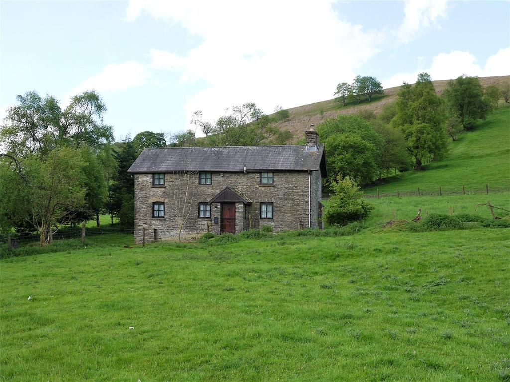 2 Bedrooms Equestrian Facility Character Property for sale in Colva, Kington, Powys