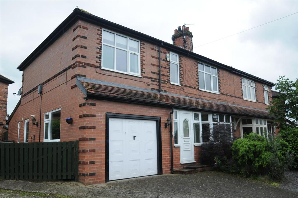 3 Bedrooms Semi Detached House for sale in Chapel Avenue, Kingsley