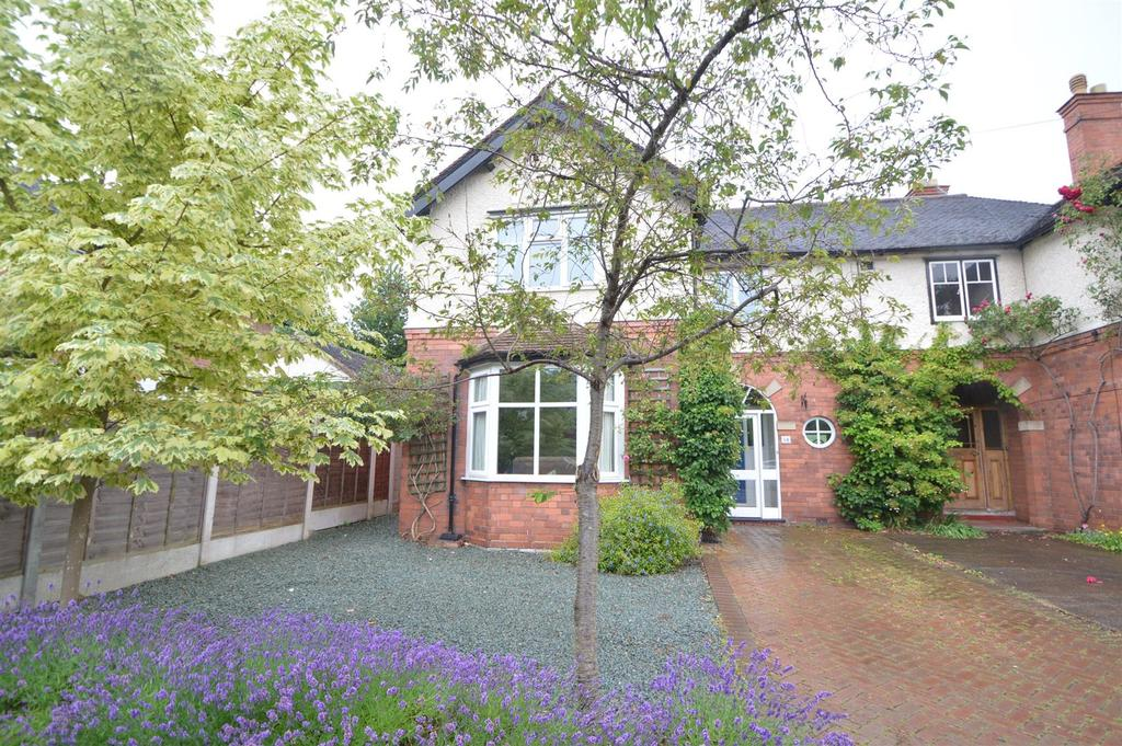 4 Bedrooms Semi Detached House for sale in Holmleigh, 16 Belle Vue Gardens, Shrewsbury SY3 7JG